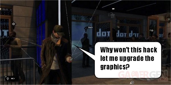 Watch Dogs hacking trolls