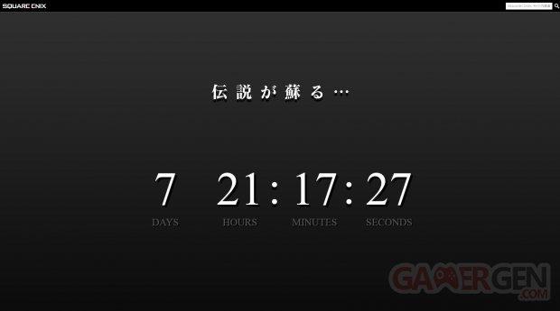 Square Enix site teaser
