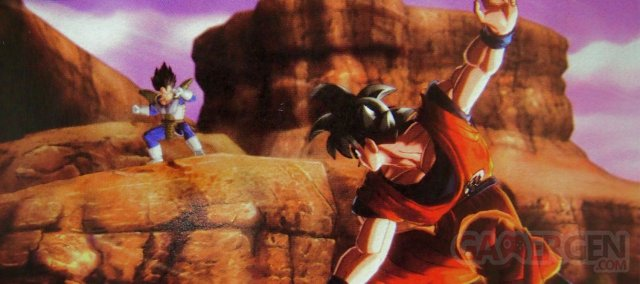 Dragon Ball New Project PS4 PS3 Xbox 360 21.05.2014  (5)