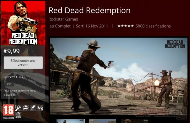 Red Dead Redemption 27.03.2014