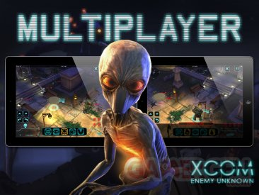 2K XCOM ENEMY UNKNOWN iOS Mise à jour Multijoueur