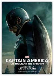 affiches Captain America  Le Soldat de l'hiver concours marvel (3)