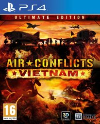 Air conflict vietnam