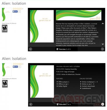 Alien Isolation de?tails informations