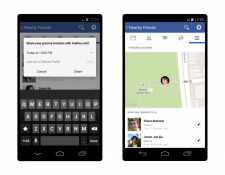 App Facebook Amis a Proximite Nearby Friends 18.04.2014  (1)