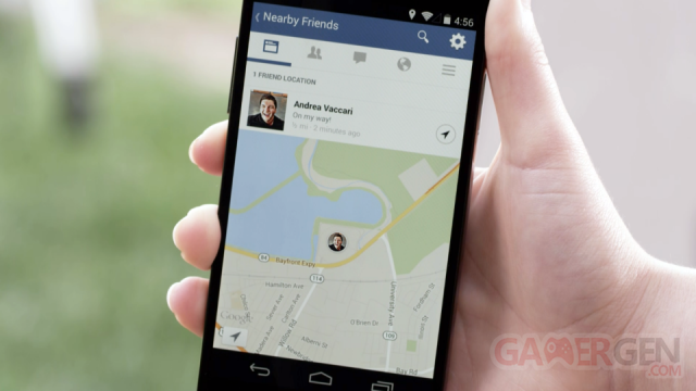App Facebook Amis a Proximite Nearby Friends 18.04.2014  (2)