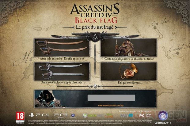 Assassin creed iv black flag dlc
