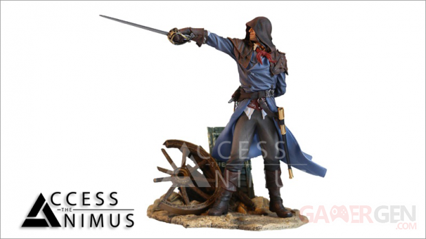 assassin creed unity figurine arno