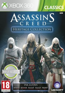 Assassin's Creed Heritage Collection screenshot 04102013 001