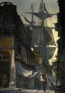 Assassin's Creed IV Black Flag artworks 02