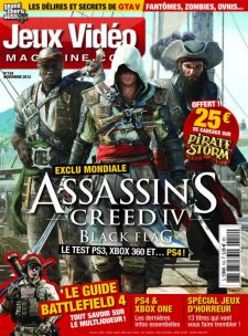 Assassin's Creed IV Black Flag jeux vide?o magazine