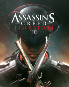 assassin's creed liberation HD jaquette