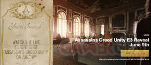 Assassin s Creed Unity teasing E3