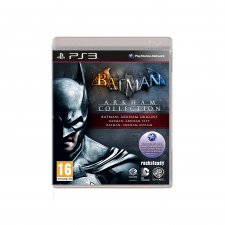 Batman Arkham Collection jaquette 1
