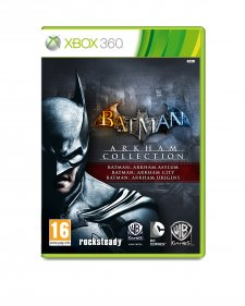 Batman Arkham Collection jaquette 3