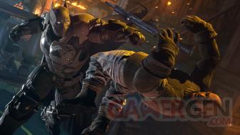 Batman Arkham Origins DLC Cold cold Heart images screenshots 8