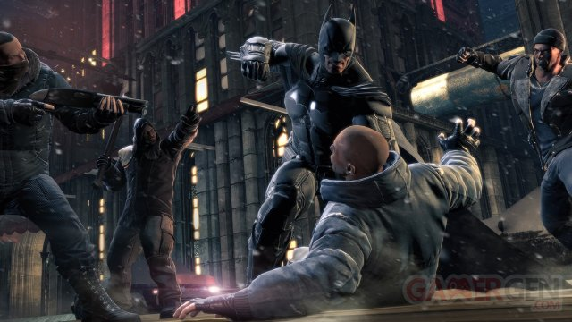 Batman Arkham Origins images screenshots 02