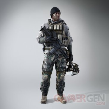 Battlefield 4 uniforme 2