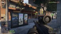 Battlefield Hardline comparaison PS4 PC 11