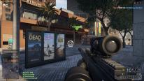 Battlefield Hardline comparaison PS4 PC 12