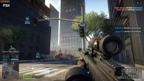 Battlefield Hardline comparaison PS4 PC 25