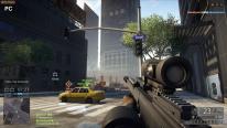 Battlefield Hardline comparaison PS4 PC 26