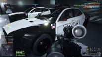 Battlefield Hardline comparaison PS4 PC 3