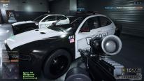 Battlefield Hardline comparaison PS4 PC 4