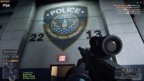 Battlefield Hardline comparaison PS4 PC 5