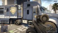 Battlefield Hardline comparaison PS4 PC 8