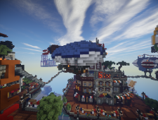 BioShock Infinite x Minecraft 7