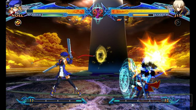 BlazBlue Chrono Phantasma screenshot 24102013 033