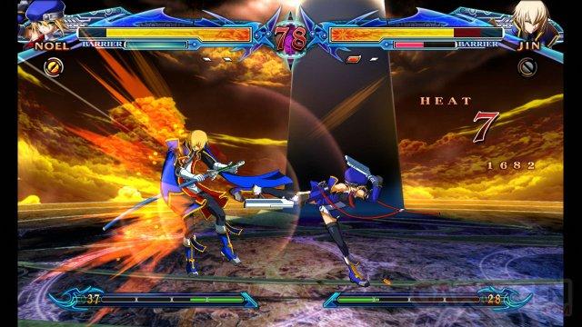 BlazBlue Chrono Phantasma screenshot 24102013 034