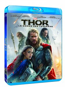 Blu-ray BR Thor  le monde des ténèbres