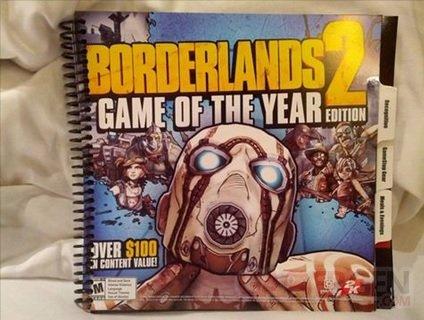 Borderlands 2 GOTY_Gamestop photo