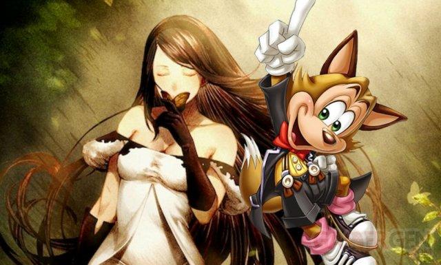 Bravely Default Famitsu 27.11.2013..