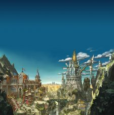 Bravely Second images screenshots 1