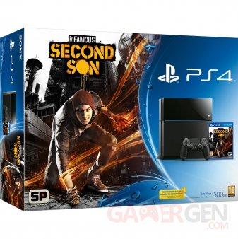 Bundle PS4 inFamous