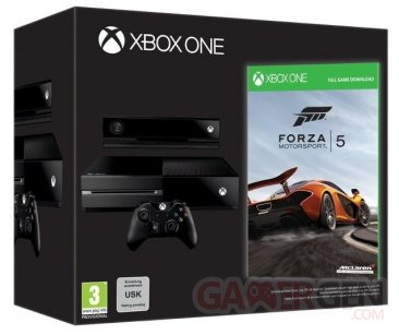 bundle xbox one forza 5
