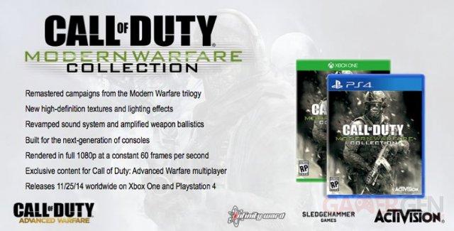 Call of Duty Modern Warfare Collection 19.05.2014