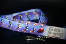 Castle of Illusion Starring Mickey Mouse concours Lanyards (7)