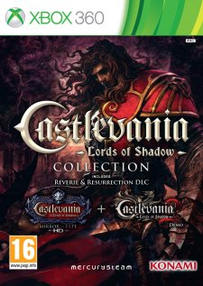 Castlevania Lords of Shadow Collection jaquette Xbox 360