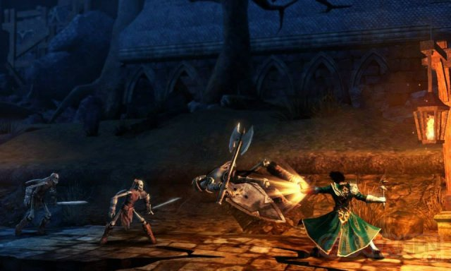 Castlevania Lords of Shadow Mirror of Fate HD 004