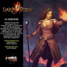 Character sorceress FR