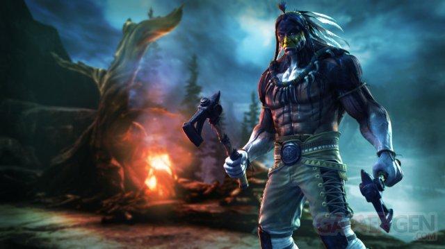 Chief Thunder - Killer Instinct