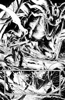 Dark Souls II comic book 2