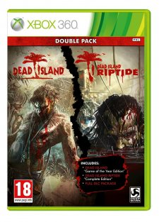 Dead Island Double Pack Xbox 360 jaquette 16.05.20014