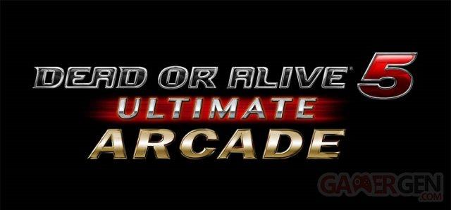 Dead or alive 5 ultiamte arcade 05.09.2013.