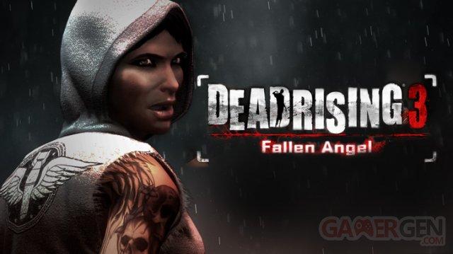 Dead Rising 3 DLC Fallen Angel
