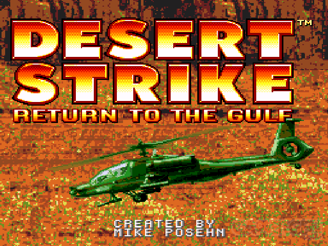 Desert-Strike